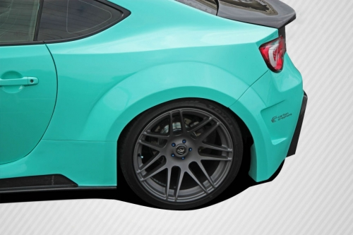 BRZ | Tumblr |Portrait Mode Stanced Subaru Brz